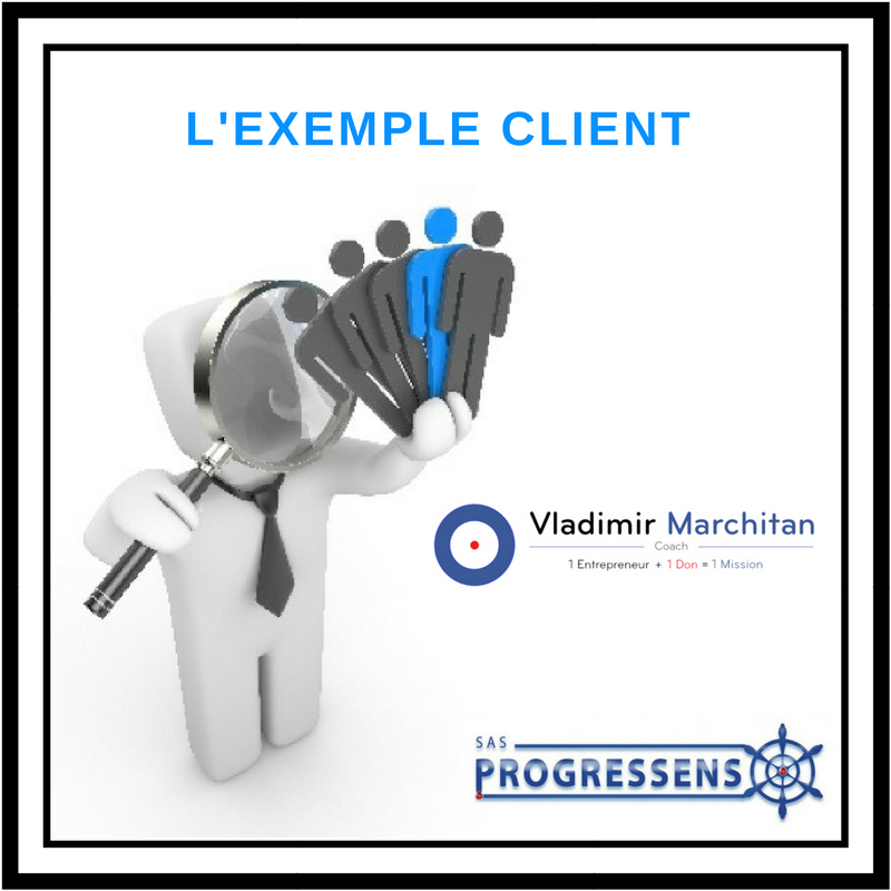Cas client Vlad