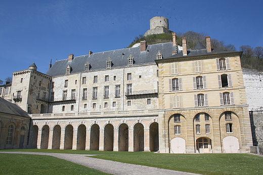 Marie-Laure ATGER – Directrice du Château de la Roche Guyon